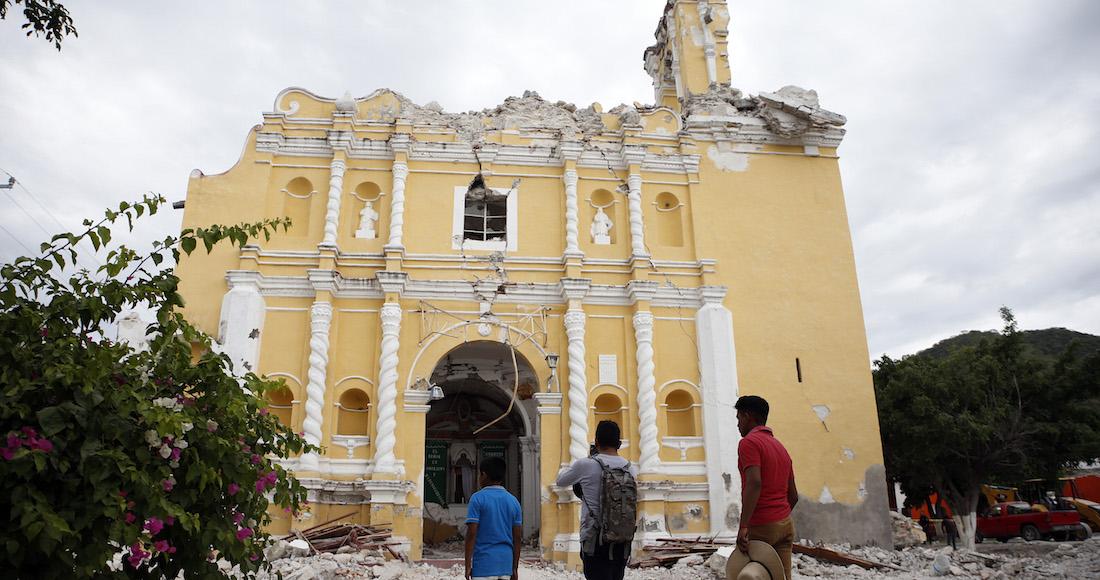 El sismo del 19 de septiembre no sólo dejó viviendas inhabilitadas, también dañó parte importante del patrimonio cultural e histórico del país.