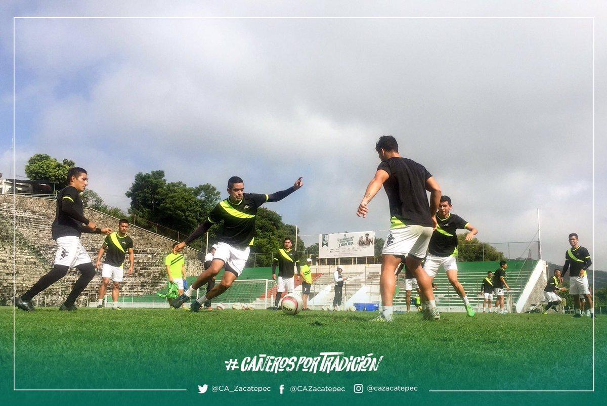 Zacatepec y Correcaminos chocan en la jornada pendiente de la liga de ascenso