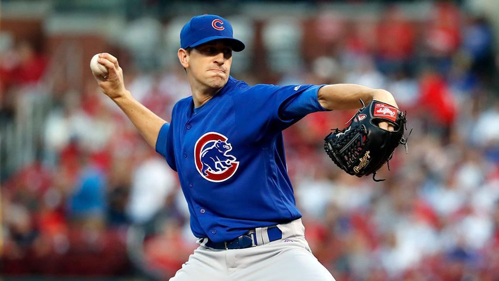 El actual campeón, Cubs, visita a Nationals en las Series Divisionales