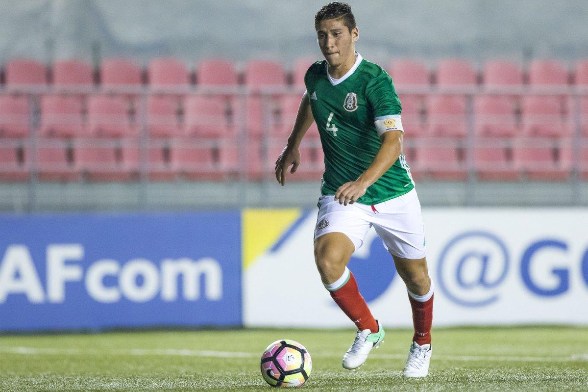 El Tri Sub-17 debuta en el Mundial ante Irak
