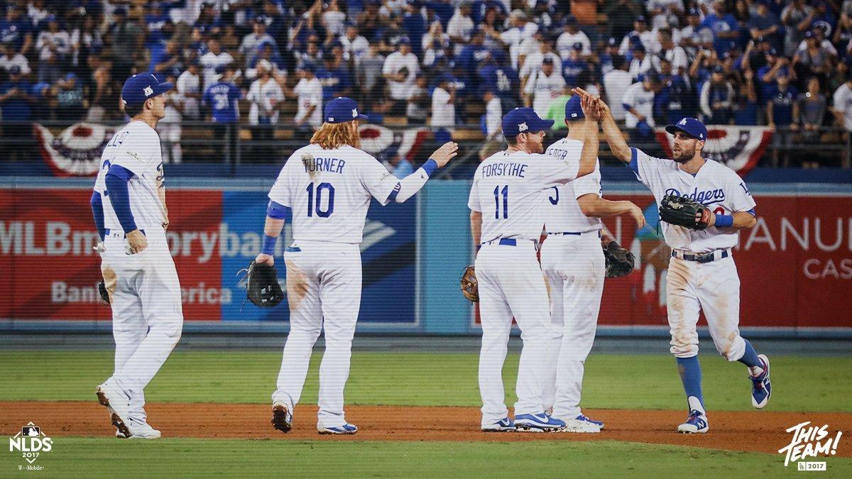 Dodgers tiene ventaja de 1-0 en la serie divisional ante Dbacks