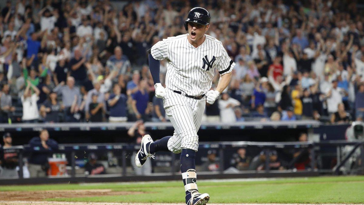 Yankees necesita una victoria para forzar el quinto partido ante los Indians