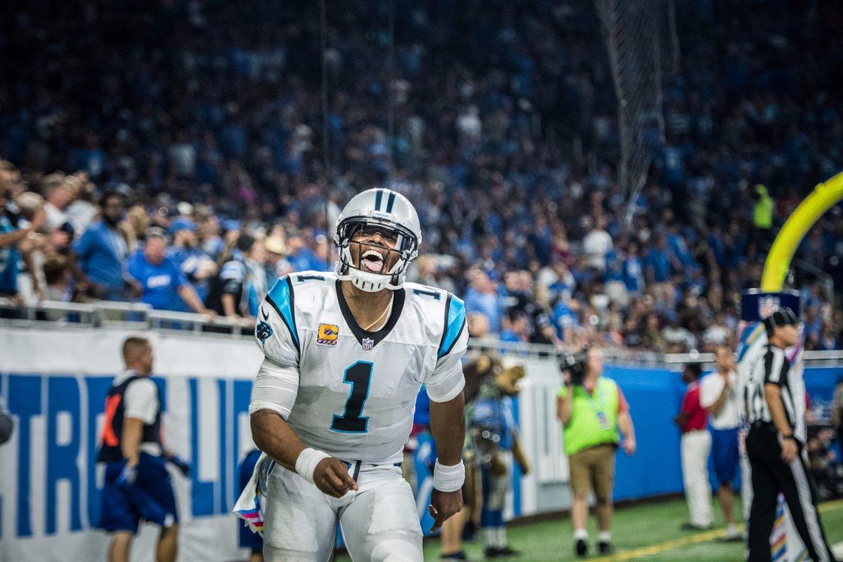 Panthers y Eagles inauguran la Semana 6 de la NFL