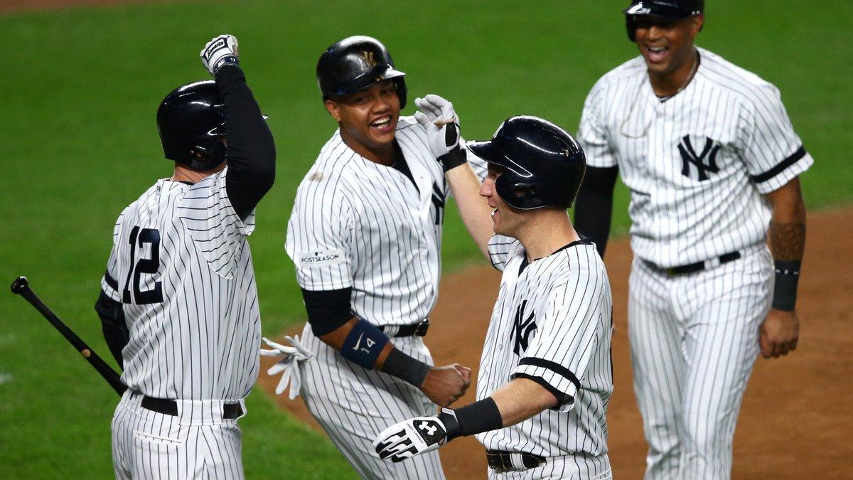 Yankees va por el empate en la Serie de Campeonato ante los Astros