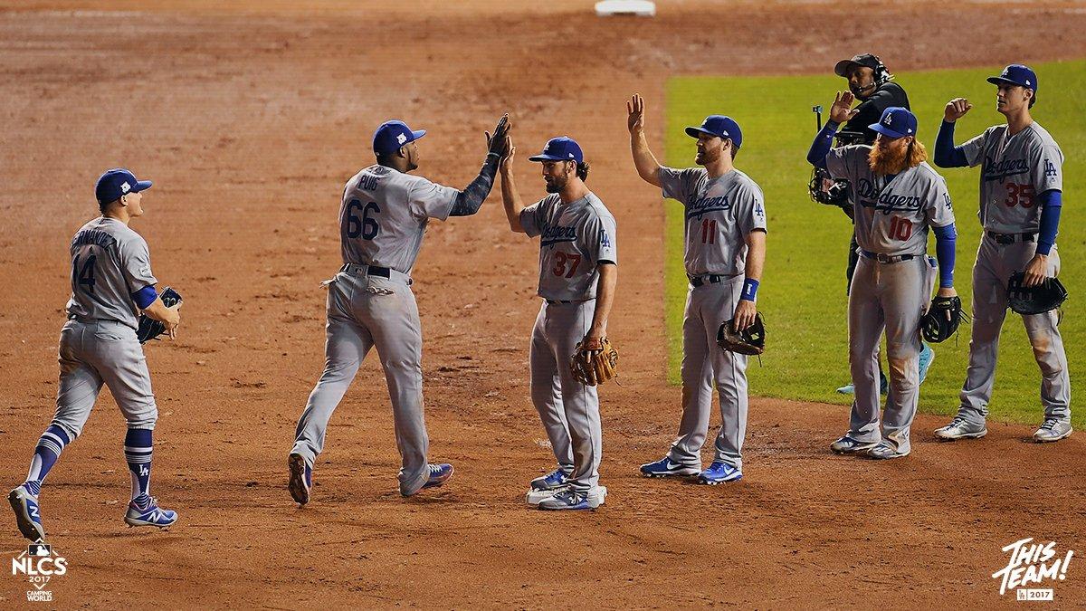 Los Dodgers dominan la serie 3-0 sobre los Cubs
