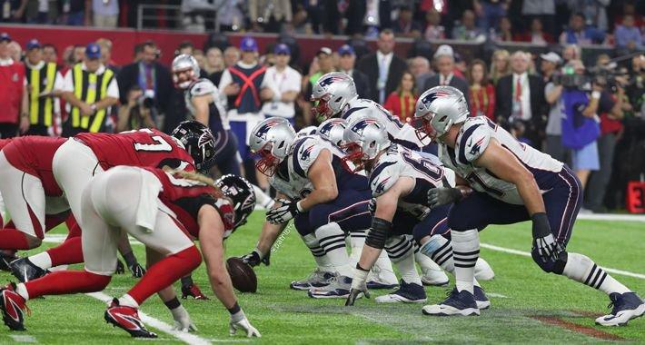Patriots y Falcons chocan en la Semana 7 de la NFL