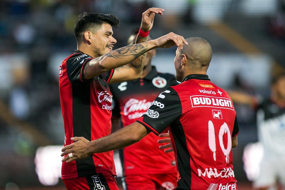 Xolos visita la cancha del Estadio Jalisco para enfrentar al Atlas