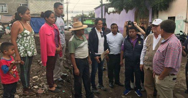 Morelos fue una de las entidades más afectadas por el sismo del 19 de septiembre de 2017.