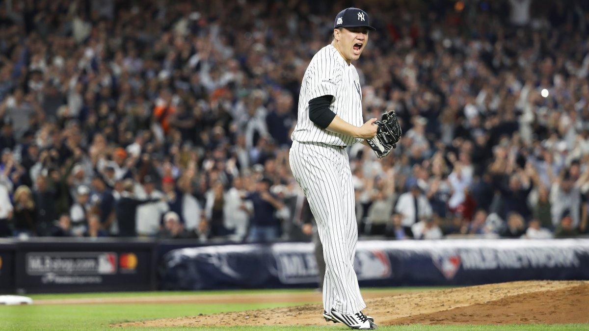 Los Yankees están a una victoria de llevarse la serie ante Astros