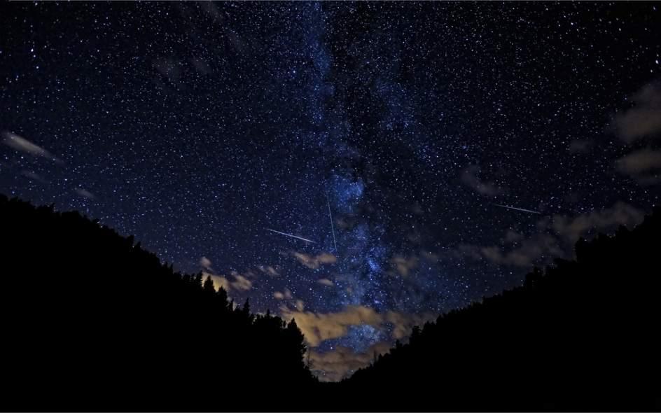No te pierdas la Lluvia de estrellas en vivo hoy 21 de octubre