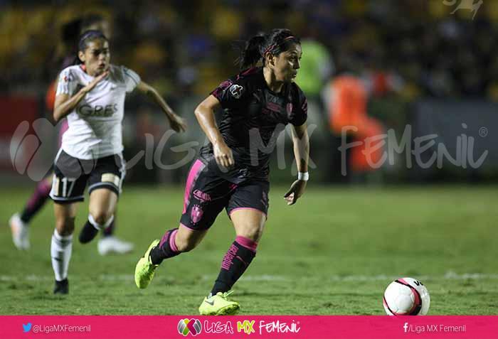 Monterrey Liga MX Femenil. Foto: Liga MX Femenil