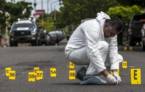 En una semana promedio mueren más personas en México por homicidio que todas las víctimas que generaron los sismos de septiembre de este año.