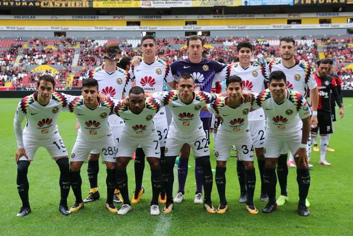 América. Foto: América/Copa Mx