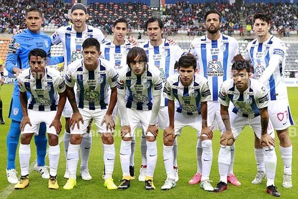 Pachuca. Foto: Pachuca/Copa Mx