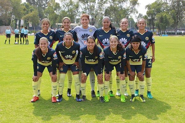 América. Foto: América/Liga MX Femenil