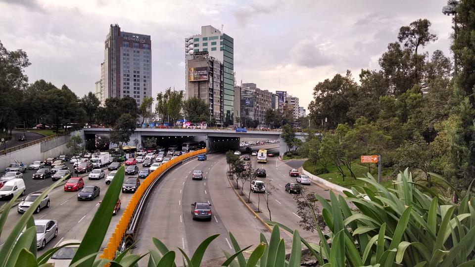 Hoy No Circula. Foto: Ciudad de México