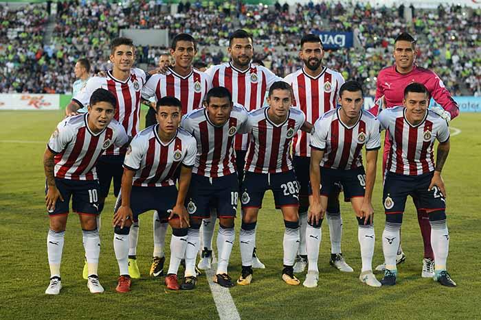 Chivas en contra de Atlante. Foto: Chivas/Copa Mx