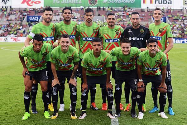 Juárez recibe a Cafetaleros en la jornada 14 de la Copa Mx