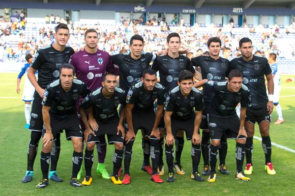 Monterrey en cuartos de final de la Copa Mx. Foto: Monterrey/Copa Mx
