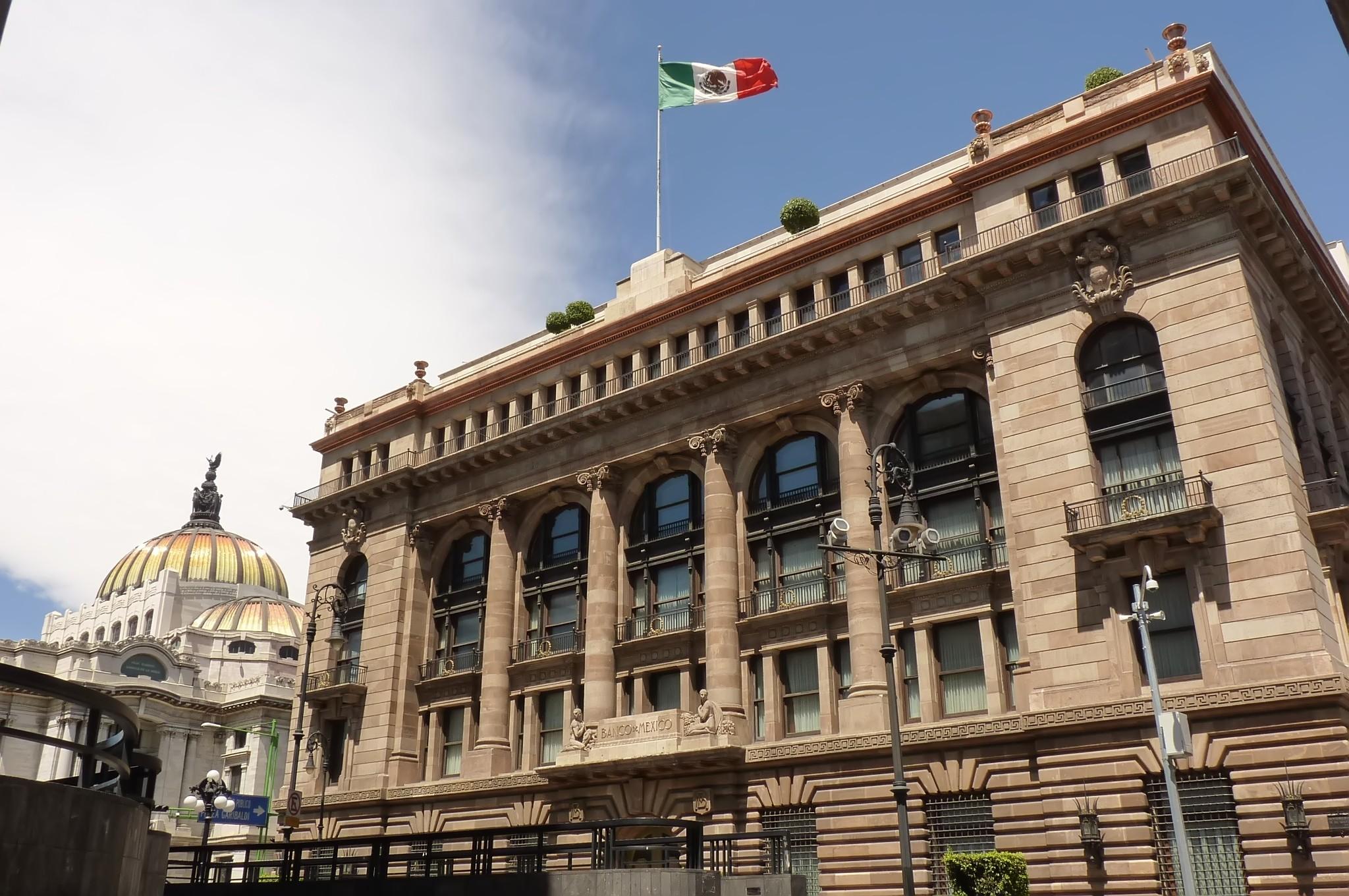 Este 2 de noviembre no abren los bancos en México. Foto: Banco de México/Wikimedia