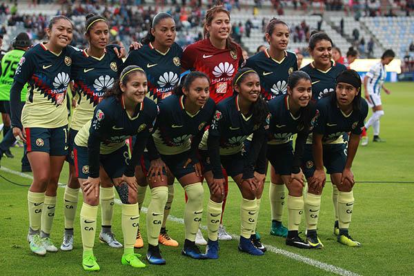 América Femenil. Foto: América Femenil/Liga Mx Femenil
