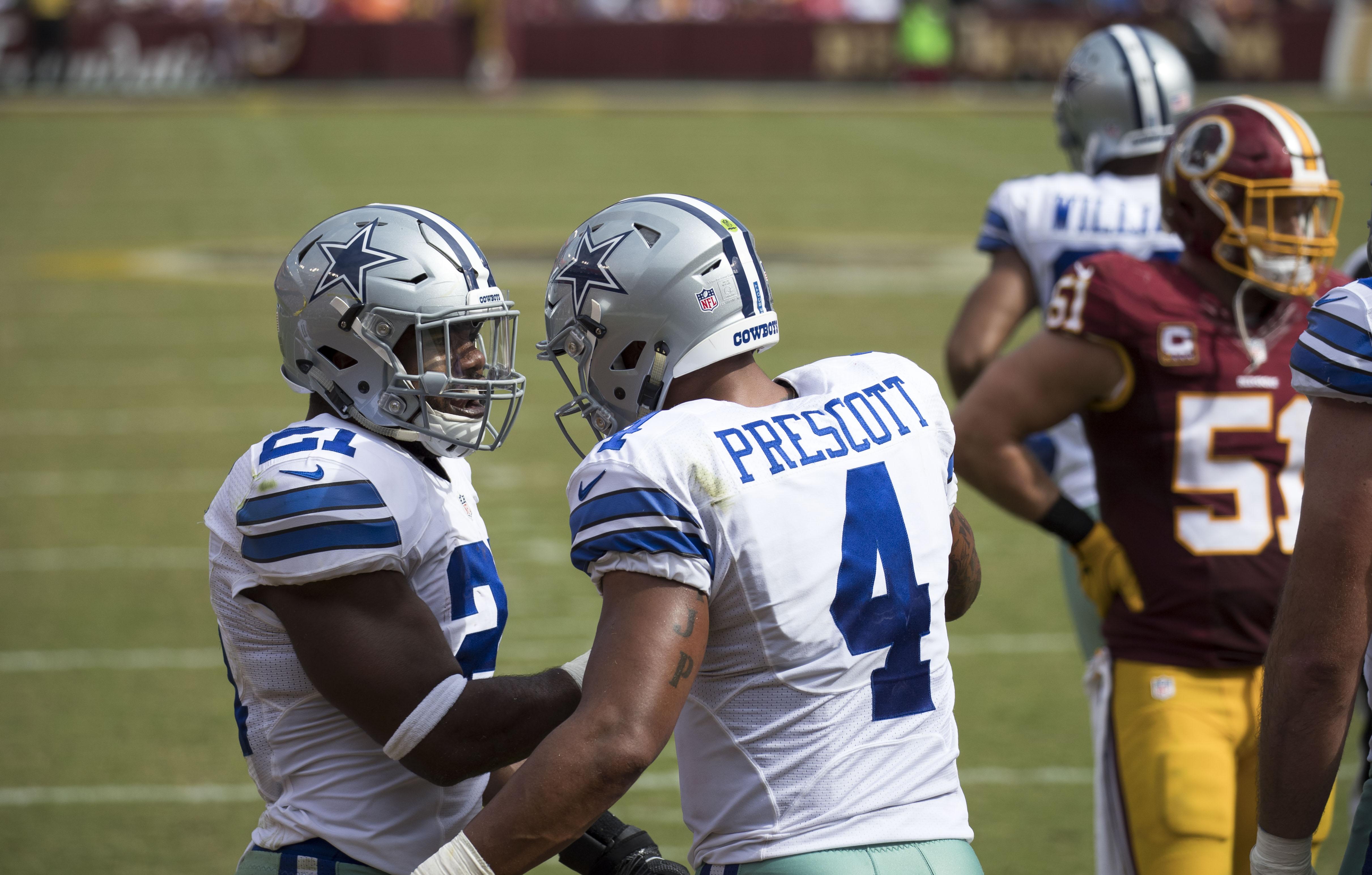 Dallas Cowboys. Foto: Cowboys/Wikipedia
