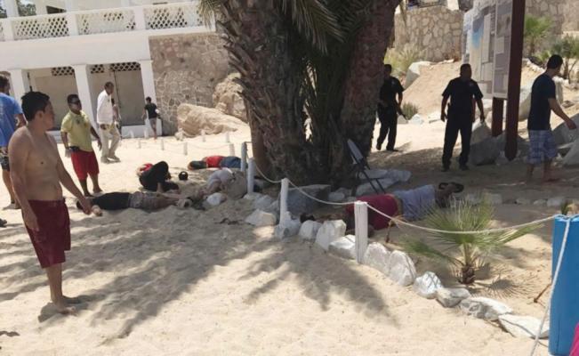 En Baja California Sur se han registrado asesinatos en playa con gran concurrencia de turistas.
