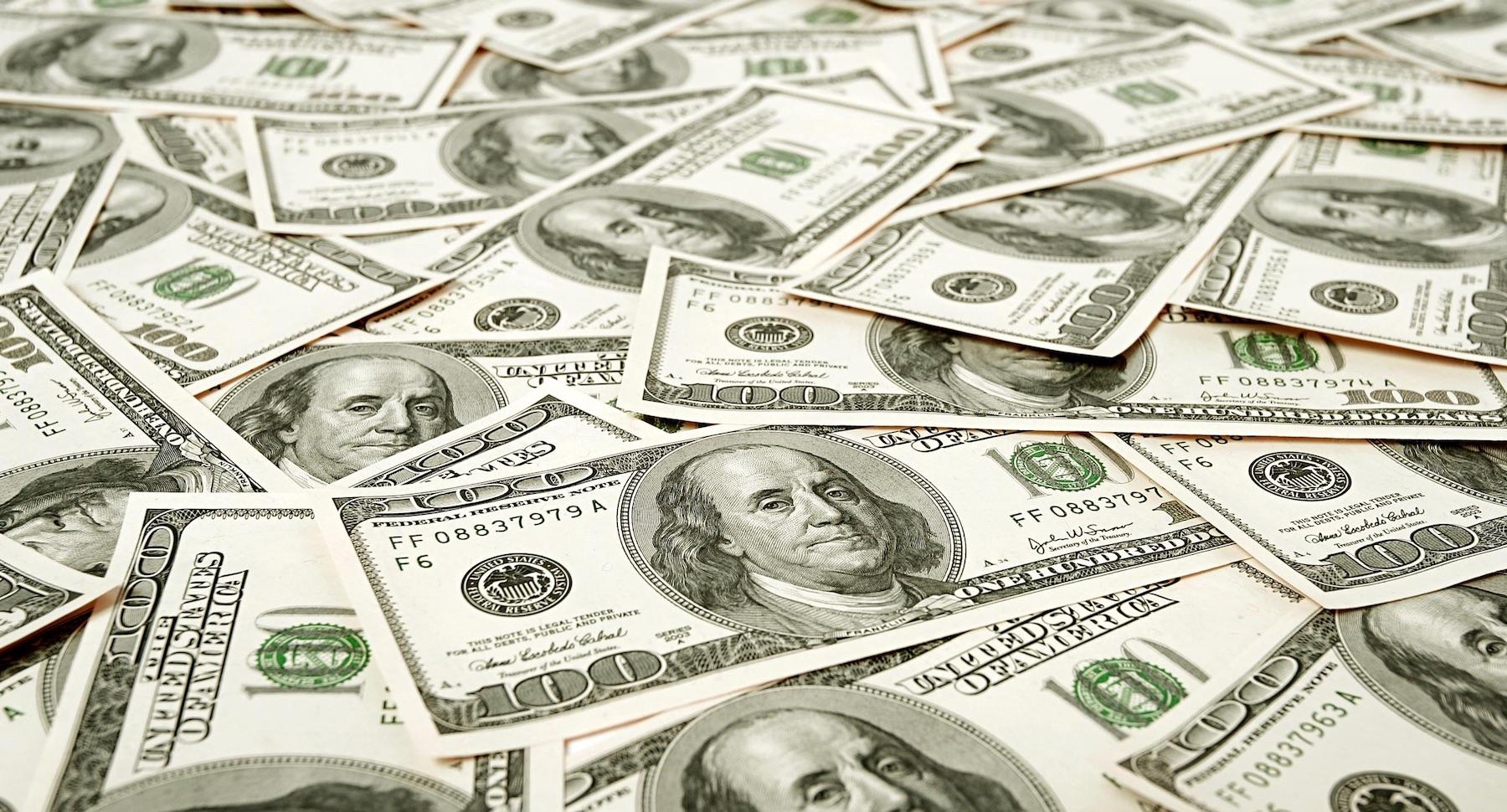 Precio del dólar, 14 de noviembre. Foto: Dólar/Bubble Argentina