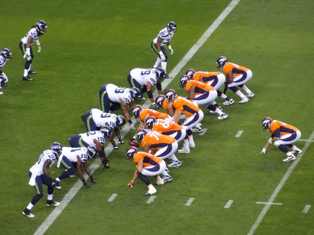 Broncos de Denver. Foto: Broncos/Flickr