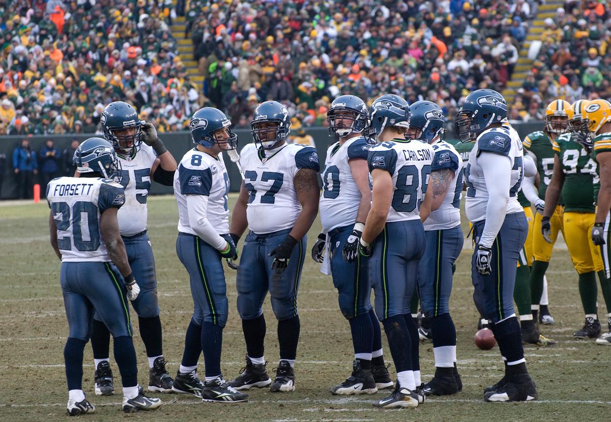 Seattle Seahawks. Foto: Seattle/Wikimedia