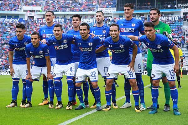 Cruz Azul en el Estadio Azul. Foto: Cruz Azul/Liga Mx