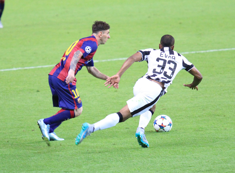 Juventus recibe al Barcelona. Foto: Juventus/Wikimedia
