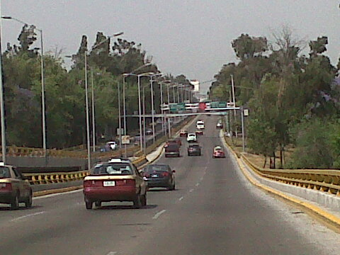 Hoy No Circula, 22 de noviembre. Foto: Avenida Churubusco/Wikimedia