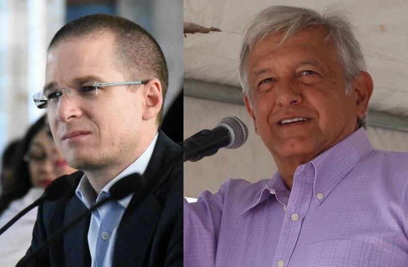 Ricardo Anaya y Andrés Manuel López Obrador, sus propuestas frente a frente.