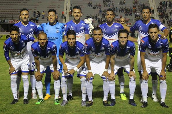 Celaya en la vuelta de semifinales. Foto: Celaya/Acenso Mx