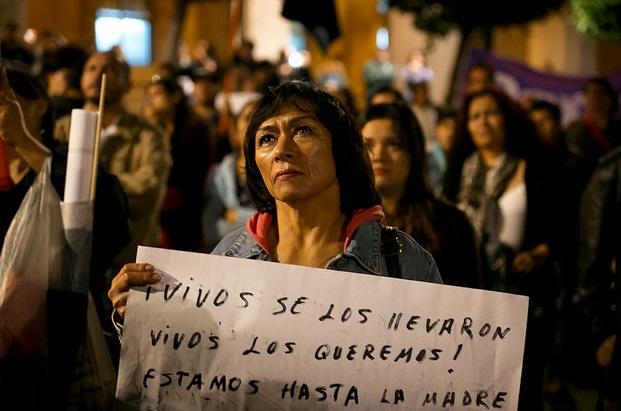 Con la nueva Ley General en Materia de Desapariciones, familiares de las víctimas prodrán vigilar y participar en la investigación.