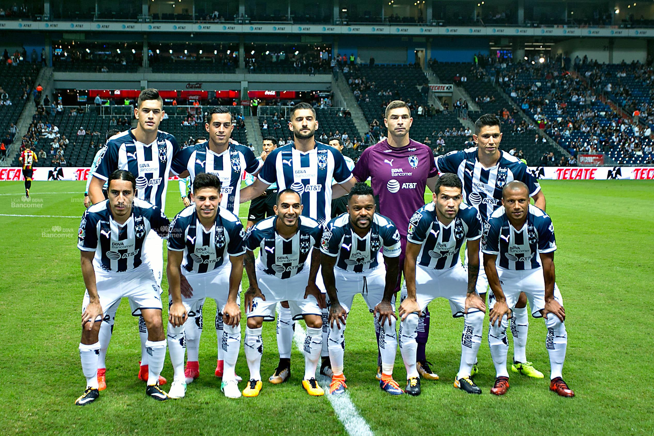 Monterrey en casa. Foto:Monterrey/Liga Mx