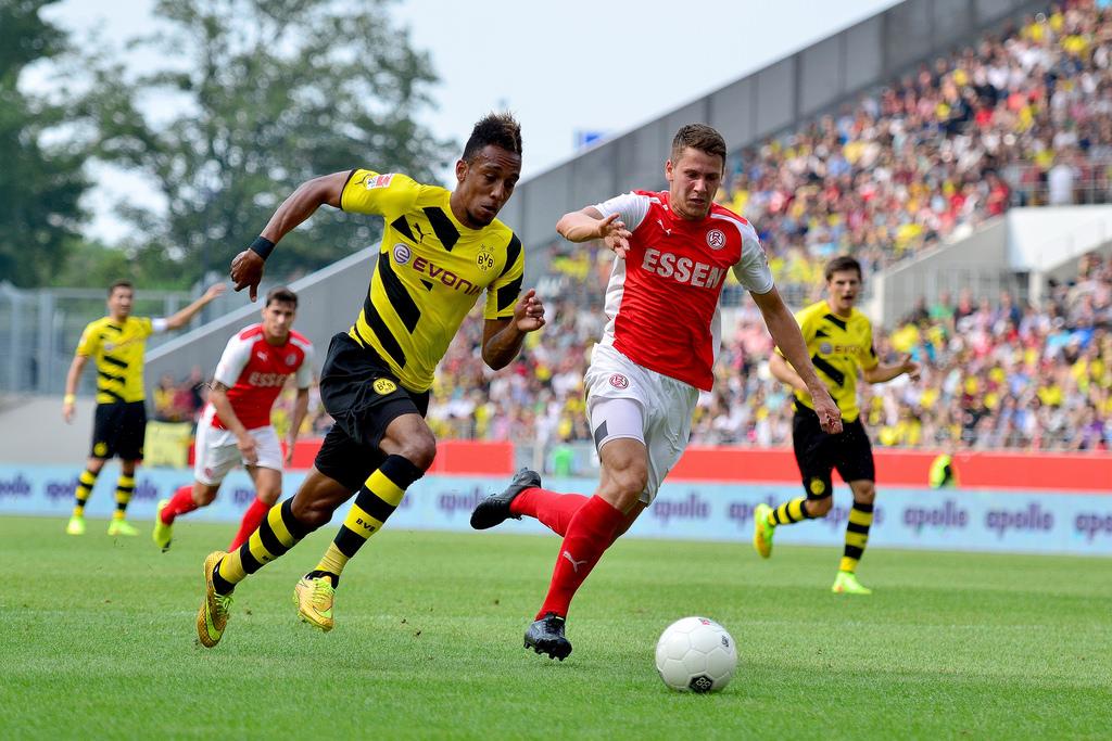 Borussia Dortmund. Foto: Borussia Dortmund/Flickr