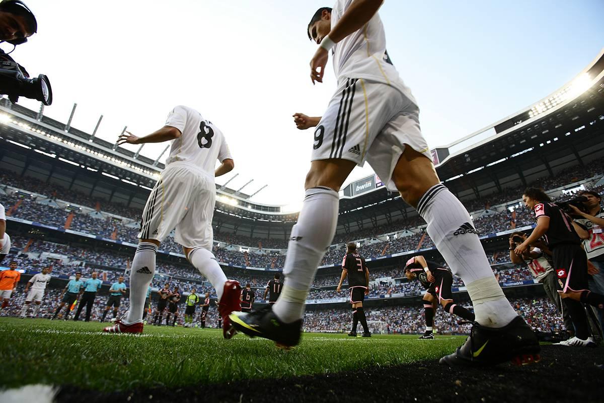Real Madrid. Foto: Real Madrid/Wikimedia
