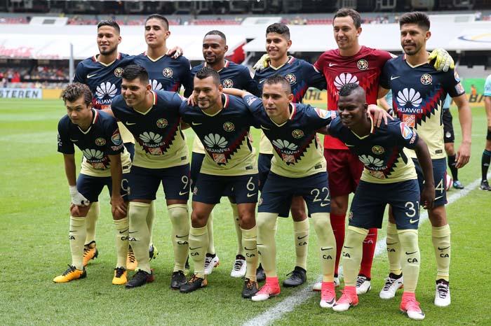 América en el Estadio Azteca. Foto: América/Liga Mx