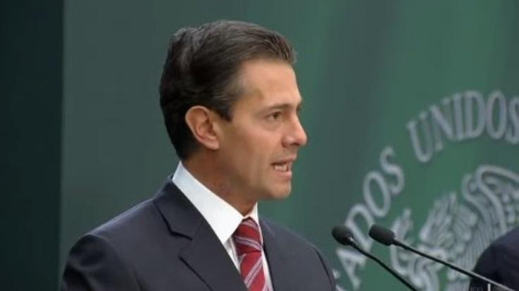 Enrique Peña anunció movimientos en las secretarías, sin embargo, no dijo quién será el Gobernador de Banxico.