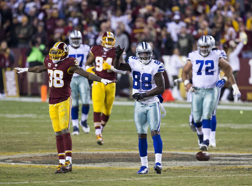 Dallas Cowboys. Foto: Cowboys/Flickr
