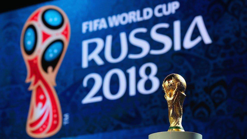 Sorteo de la Copa del Mundo Rusia 2018. Foto: Rusia 2018/Twitter @FIFAcom