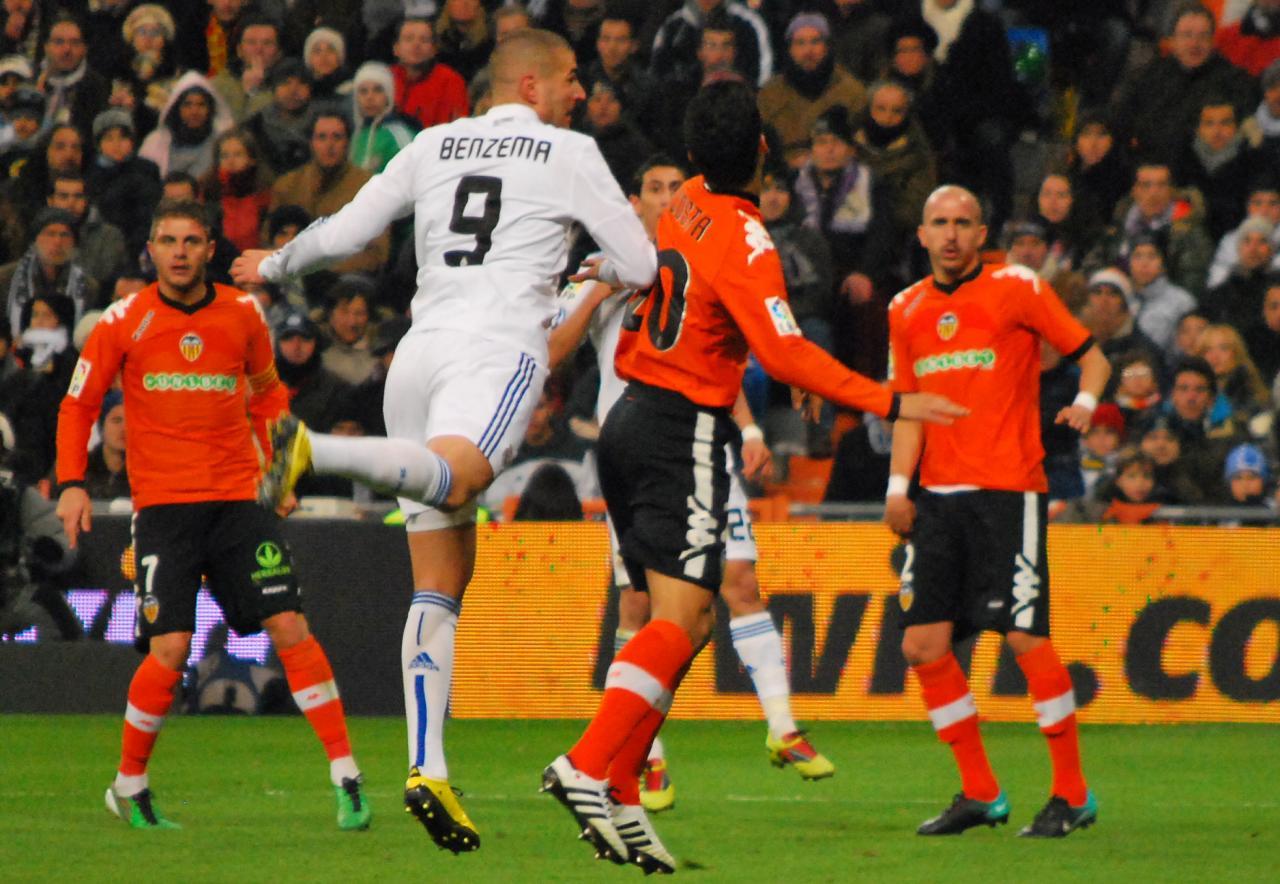 Real Madrid. Foto:Benzema/Wikimedia