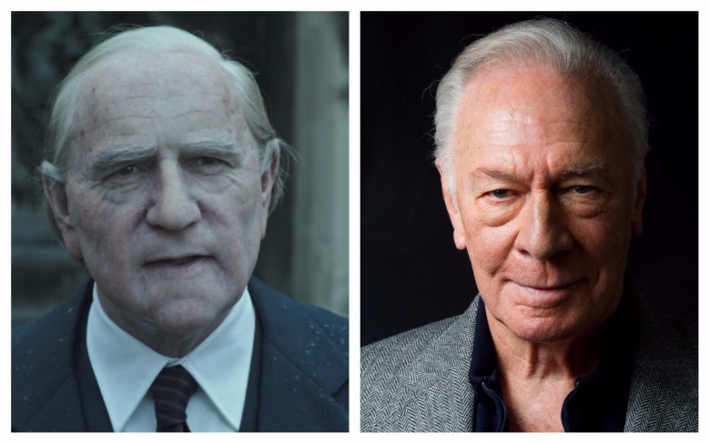 Kevin Speacy - Christopher Plummer