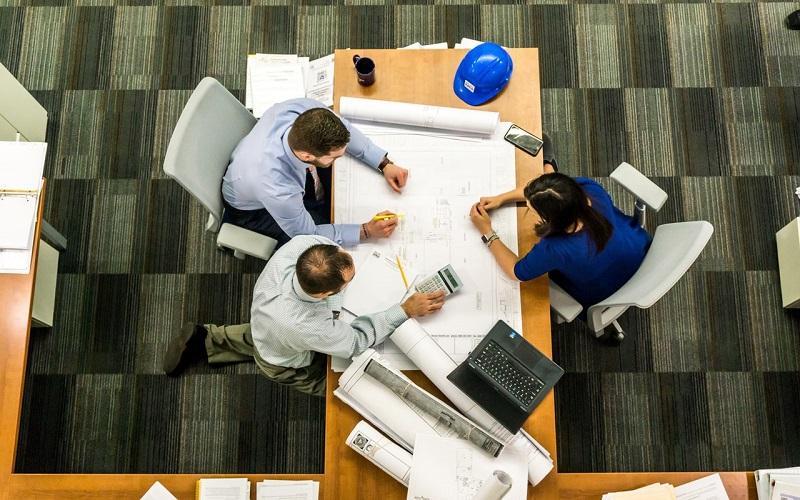 La metodología BIM coordina todo el trabajo que realizan la ingeniería, la arquitectura y la construcción.