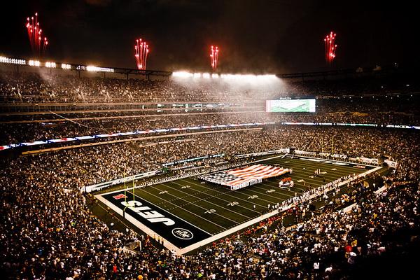 MetLife Stadium. Foto: Estadio Jets de Nueva York/Wikimedia