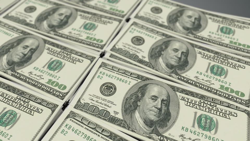 Precio del dólar, 1 de diciembre.