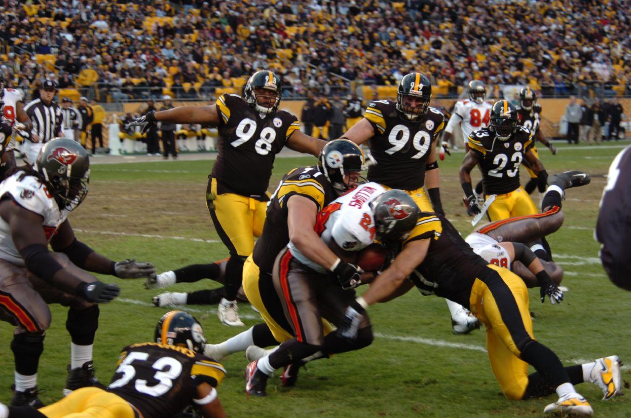 Steelers. Foto: Pittsburgh/Wikimedia