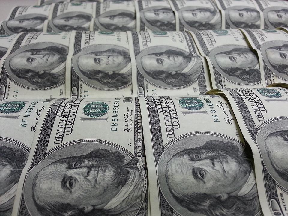 Precio del dólar, 4 de diciembre.